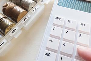 Amazonギフト券の換金率を電卓で計算する人